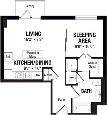 Image of floorplan